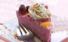 Cranberry Orange Ice Cream Pie for breakfast, lunch, and dinner!