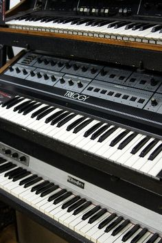 Rhodes, Trilogy and ???