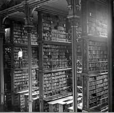 Classic photo from the Cincinnati library.