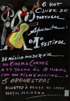 """Hot Clube de Portugal"" - 1953"