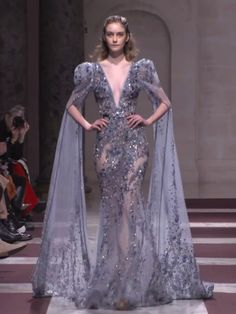 Couture Fashion, Runway Fashion, Fashion Show, Prom Dress Couture, Evening Dresses, Prom Dresses, Couture Collection, Beautiful Gowns, Pretty Dresses