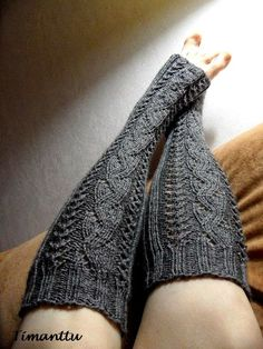 Joogasukat Fingerless Gloves, Arm Warmers, Knitting, Crochet, Fashion, Mittens, Chrochet, Moda, Fingerless Mitts
