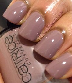 Catrice - Grey's Kelly #catrice #nailpolish