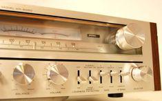 Kenwood Stereo Receiver Model KR-6050 Kenwood Stereo, Model, Vintage, Scale Model, Vintage Comics, Models, Template
