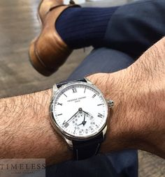 Frederique Constant Horological Smartwatch - Timeless Luxury Watches