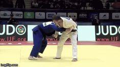 juji-gatame: This is the best Harai-tsurikomi-ashi that I ever seen! Simply amazing!