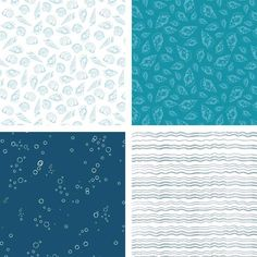 Seashells Collection Part 2 free printable papers
