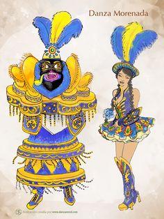 Conoce las danzas de Bolivia y Ecuador en #Sigaladanza http://danzaenred.com/articulo/la-riqueza-cultural-de-latinoamerica-representada-en-sus-bailes-tradicionales-bolivia