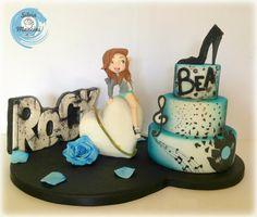 Rock Cake - Cake by Silvia Mancini Cake Art