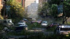 The Last of Us: Remastered Concept Art