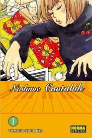 nodame cantabile comic
