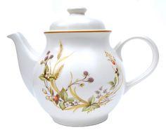 Harvest teapot