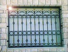 Modern Window Grill, Window Grill Design, Gate Design, Door Design, Grill Gate, Objet D'art, Steel Doors, Cool House Designs, Wrought Iron