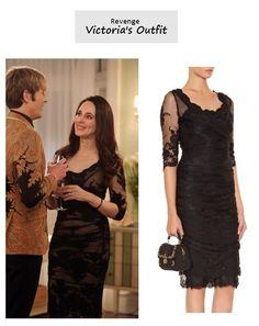 Revenge Fashion. Victoria Grayson