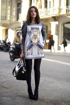 in Barcelona x Mango | Lovely Pepa by Alexandra
