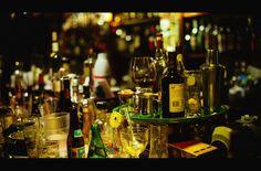 Bar Le Tac Tac - Aigues Mortes (I have never seen such a menu: he has got it all!)