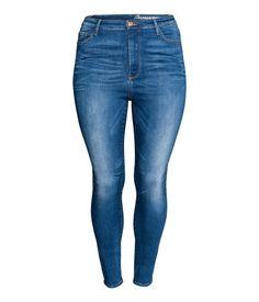 H&M+ Shaping Skinny Jeans   Denim blue   Women   H&M US