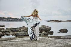SS16 #marjakurki #silk #scarf #FinnishDesign Ss16, Harem Pants, Collections, Photos, Design, Fashion, Moda, Harem Jeans, Fashion Styles