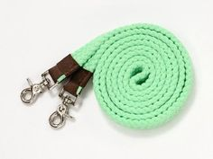 Tough-1 Braided Flat Cotton Roping Rein by Other. $12.90. Save 30%!