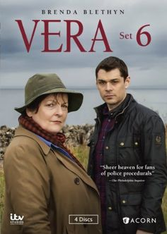 Vera: Set 6 (DVD). Click on the cover to see if the book is available at Freeport Community Library.