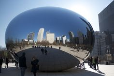 Chicago a million times! Fun to visit, but don't plan on driving around. Take a cab or the train in...:)