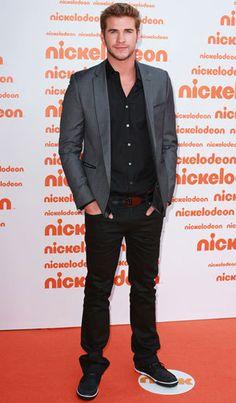 Liam Hemsworth repin by #dazehub #daze #CelebriDAZE