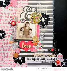 Love Thrice Over - Scrapbook.com
