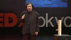Shigeru Ban en TED: los terremotos no matan gente, pero el colapso de los edificios sí,vía TED Talks