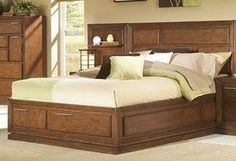 """California King Platform Bed with Footboard Storages of Huntington Collection by Homelegance by Homelegance. $1183.50. Dovetailed Drawer. """"With an eye turned to sustainable resources, each piece is masterfully crafted from select hardwoods and durable eco-friendly bamboo veneers that are finished by hand in an exclusive multi-step process to achieve a rich and lasting finish"""". Ball Bearing Side Glide. Offset book-match veneer drawer fronts accentuate the asymmetrical design ..."""