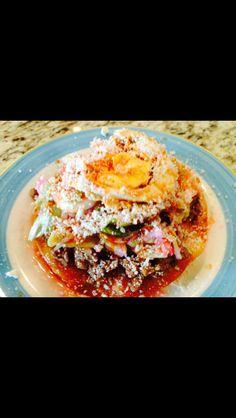Enchilada Hondureña.