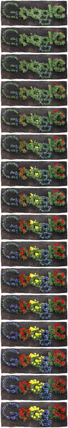 Earth Day Google Doodle 2012