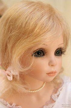 ochendaje | Фарфоровые куклы Сью Линг Ванг