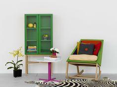 The Joy rocking chair by Sara Larsson