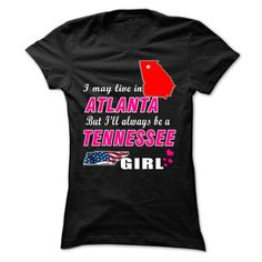 Always Be A TENNESSEE Girl Tee! T Shirts, Hoodies. Check price ==► https://www.sunfrog.com/LifeStyle/Always-Be-A-TENNESSEE-Girl-Tee-ladies.html?41382 $19