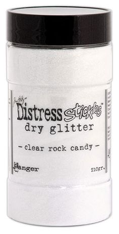 Distress Stickles Dry Glitter rockcandy