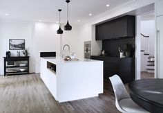 Fontainebleau's kitchen