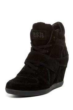 Bowie Wedge Sneaker by ASH on @HauteLook