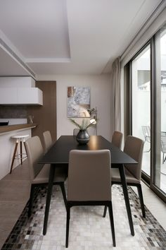 3 Pearson Square - Project Designed by Ania Magdalena Porada for BoConcept Notting Hill