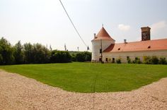 Bánffy Castle - Bonchida