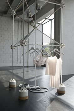 POP-UP STORES! COS pop-up concept store by Remy Clémente & Morgan Maccari, Milan
