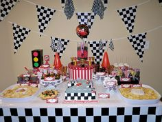 Anderson's 2nd Birthday Party! | CatchMyParty.com