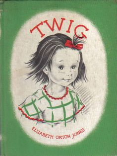 Twig: is a 1942 book by Elizabeth Orton Jones. It features Twig, a little girl who turns a tomato can into a house for fairies.