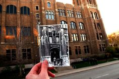 My first-ever college class was here - Western Civ in Marquette Hall. Photo by Joshua Arter.