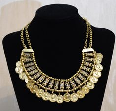Statement necklace https://www.facebook.com/pages/Sweet-Lady/208753725975495?ref=hl