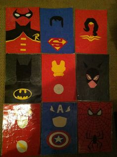 & Avatar Door Decs - Winona State Door Decs | Pinterest