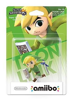 Nintendo amiibo Super Smash Bros. - Toon Link (Nintendo Wii U/3DS) by Nintendo, http://www.amazon.co.uk/dp/B00Q6A57C4/ref=cm_sw_r_pi_dp_4U0Lub1BDR62J