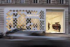 Sportalm flagship store, Vienna store design