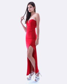 5bb2beadb8dd 10 Best Christmas Red Dresses from SKIVA images in 2015 | Dress sale ...