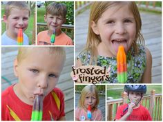 Fun with Bomb Pops #Sponsored