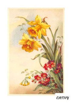 Gallery.ru / Фото #93 - цветочная живопись 2 - ninmix